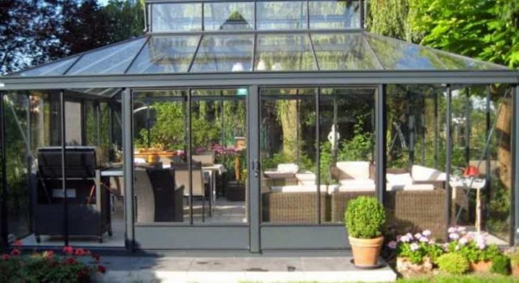 Invernaderos de cristal precios cristales para invernaderos for Invernaderos para jardin