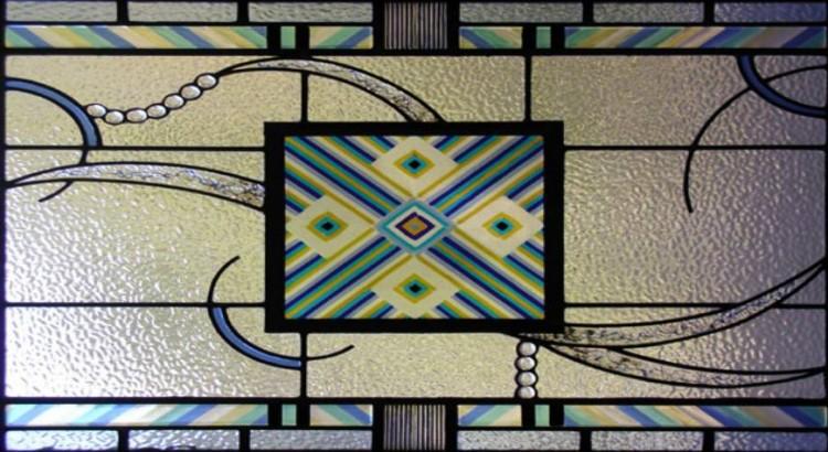 Cristales Decorativos Para Puertas De Interior. Nuevos Vinilos En El ...