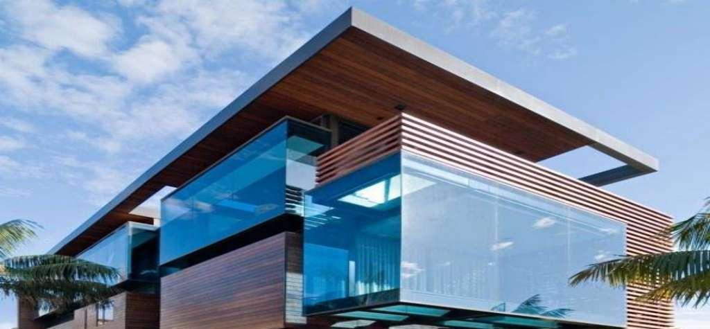 Tipos de vidrios precios y usos del vidrio empleado segun for Cerramiento vidrio