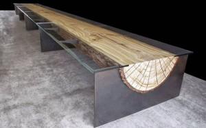 Cristal a medida para mesa de comedor c24h - Medidas mesa comedor 6 personas ...