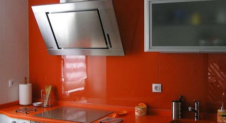 Cristales para pared de cocina c24h - Cocinas de cristal ...