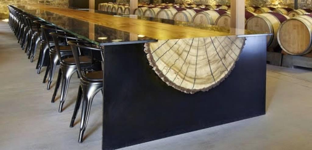 Cristal a medida para mesa de comedor c24h for Mesa cristal 4 personas