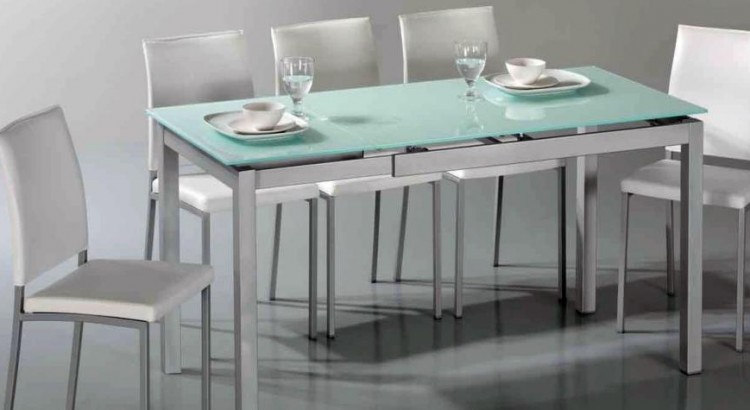 Mesas de cocina c24h - Cristal para mesa ...