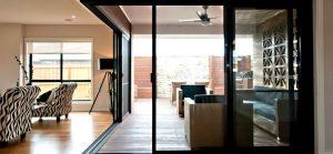 cristales para puertas y ventanas con perfiles de pvc