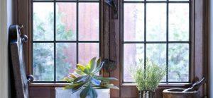 tipos de cristales para ventanas de cocina de madera