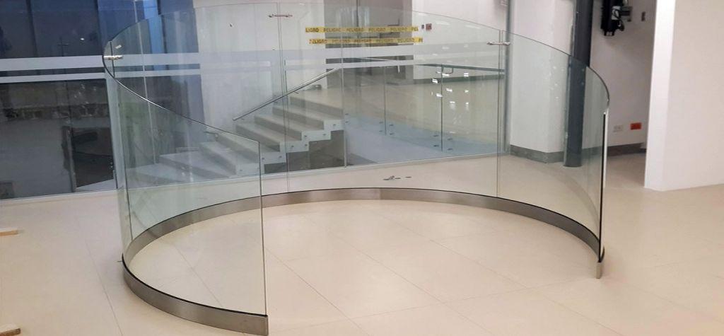 vidrios curvos a medida cristales curvados a medida