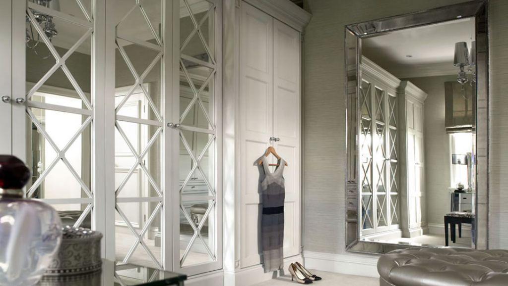 puertas con cristales a medida
