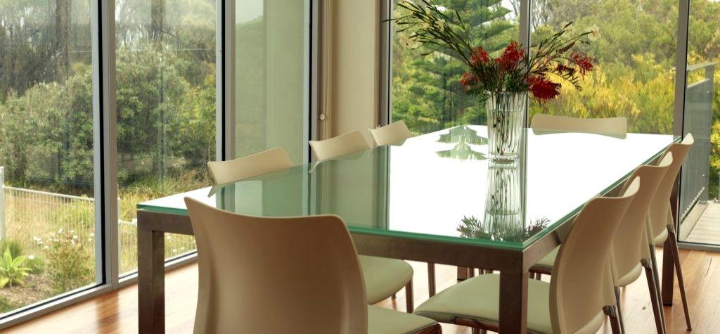 cristal a medida para mesa
