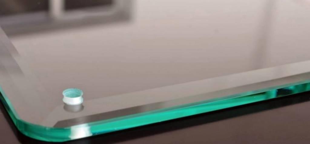 cristal templado a medida biselado canteado precio c24h