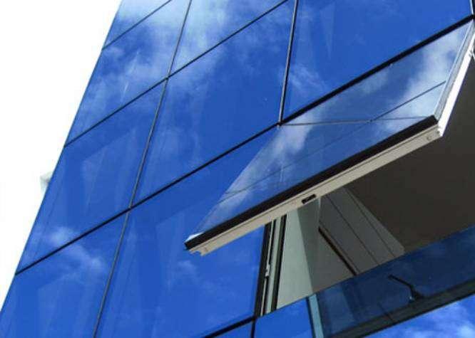 Cerrar terraza con cristal precio cristal para for Muro cristal