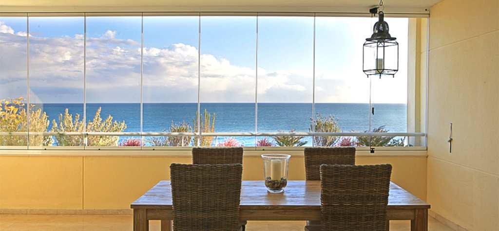 Cerramientos para terrazas con cortinas de cristal precios - Comprar cortinas barcelona ...