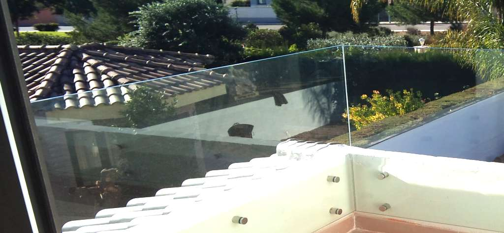 Barandillas de cristal precio cristal para barandilla de for Barandas para terrazas