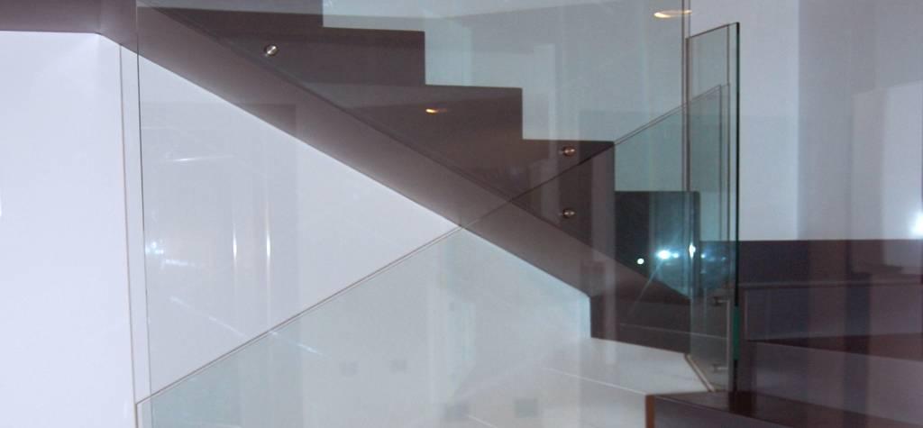 barandas de vidrio para escalera valencia barandillas y pasamanos escaleras de cristal rellanos pasamanos escaleras valencia