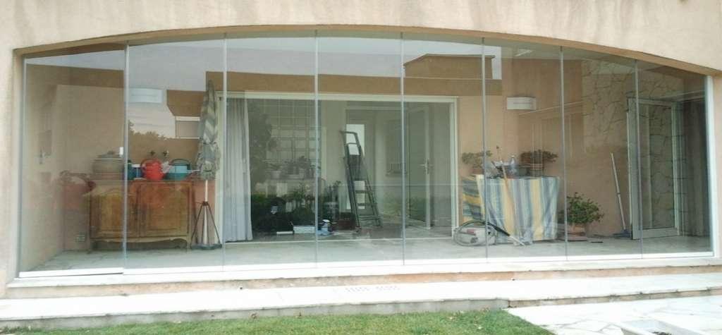 cerramiento acristalado valencia presupuesto cortina de cristal en valencia a medida