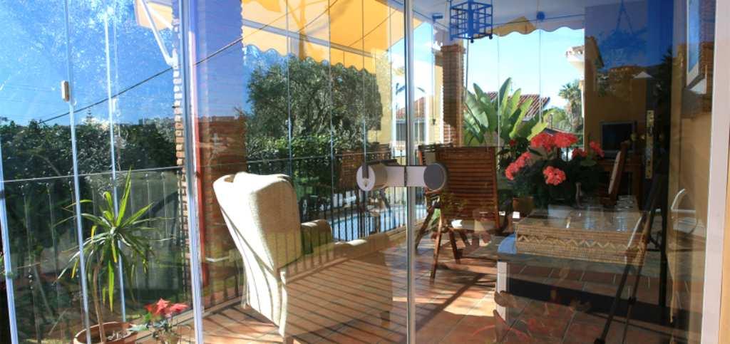 Cortinas de cristal Mallorca cerramiento acristalado Mallorca