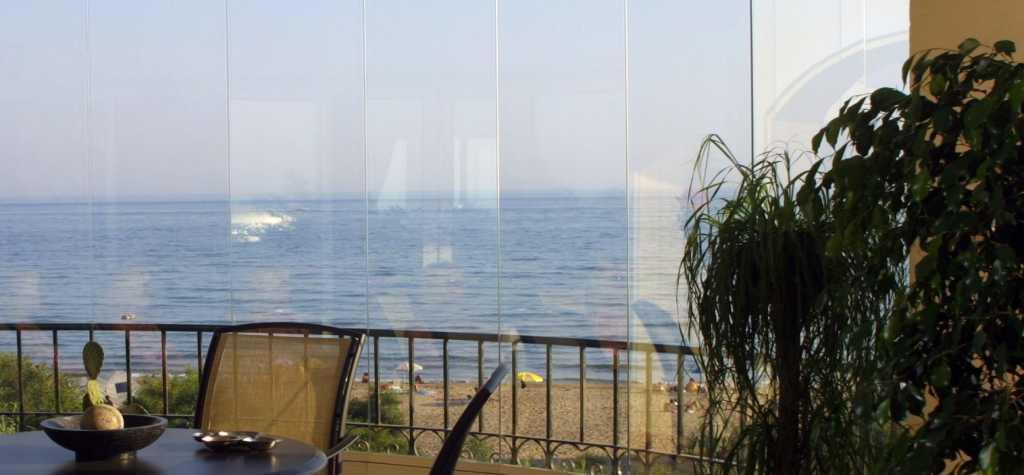 Cortinas de cristal precio cortina de cristal - Cortinas de cristal opiniones ...