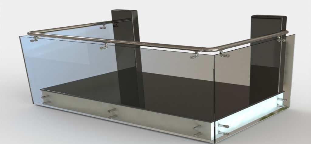 cristal templado madrid precio barandilla de cristal presupuesto balcon en madrid