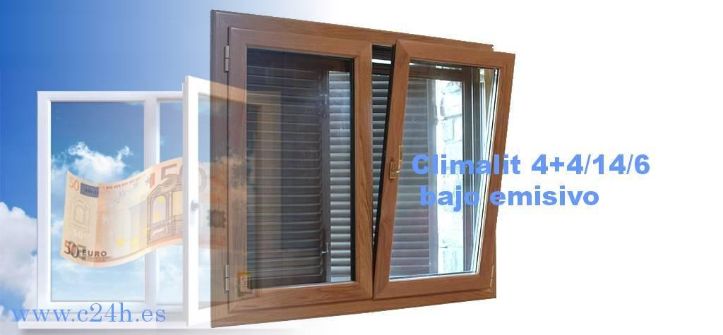 cristales climalit 44 14 6 bajo emisivo precio cristal climalit 44-14-6