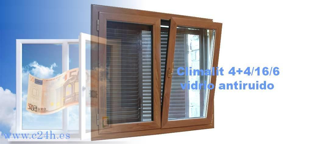 cristales climalit 44 16 6 antiruido precio cristal climalit 44-16-6