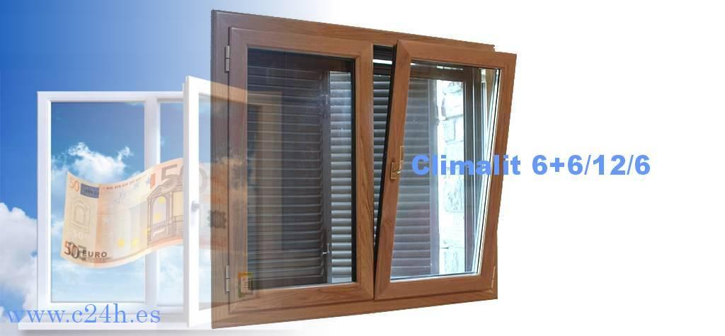 cristales climalit 66 12 6 termico acustico precio cristal climalit 66-12-6