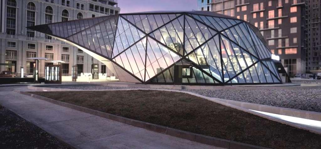 fachadas de cristal y aluminio fachadas de cristal con arañas y cerramientos de terrazas con cristal en España