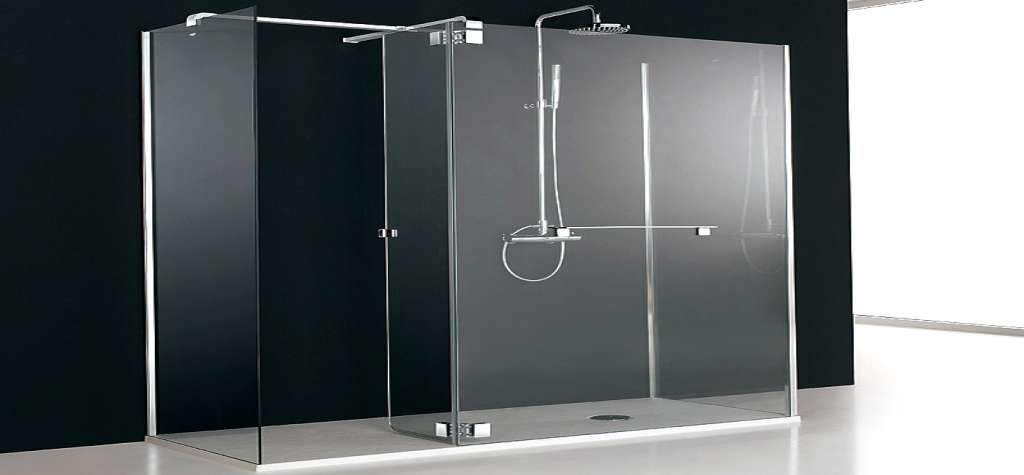 Cristales a medida para mamparas de ducha for Duchas para banos precios