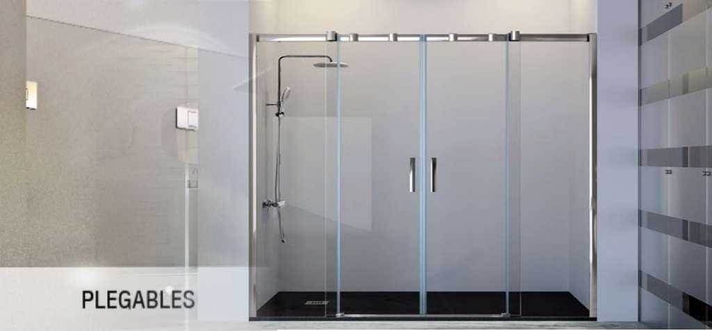 Mamparas de ba o y ducha a medida precio mamparas a medida - Mamparas de ducha plegables ...