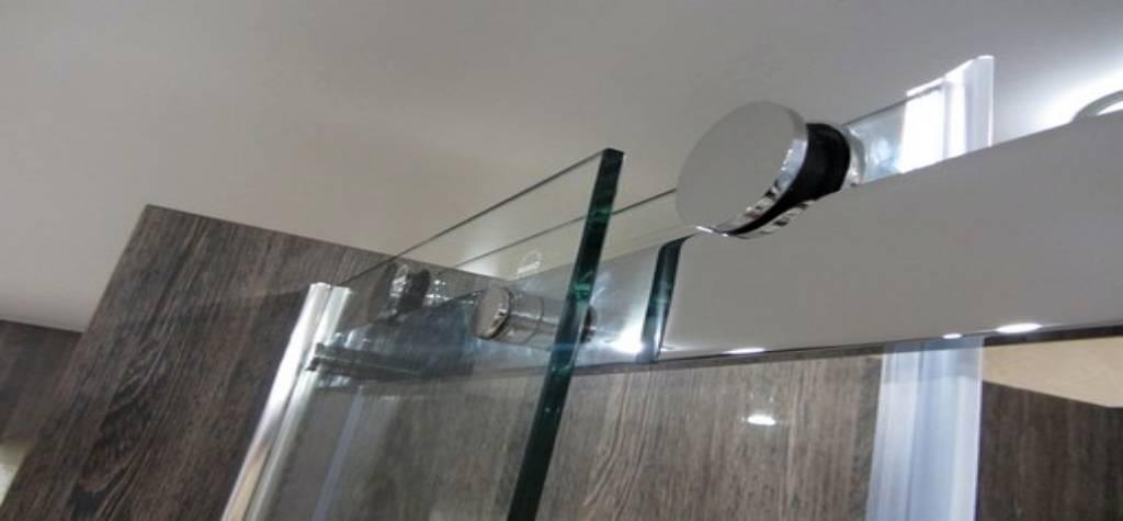 Mamparas de cristal para ba o y ducha for Duchas para banos precios