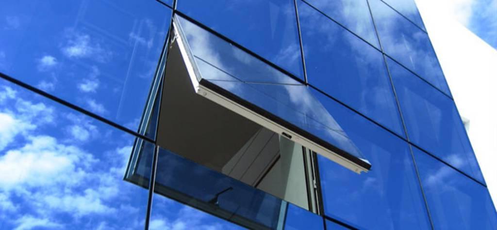 Muro cortina vidrio estructural precio m2 cristal para for Muro cristal