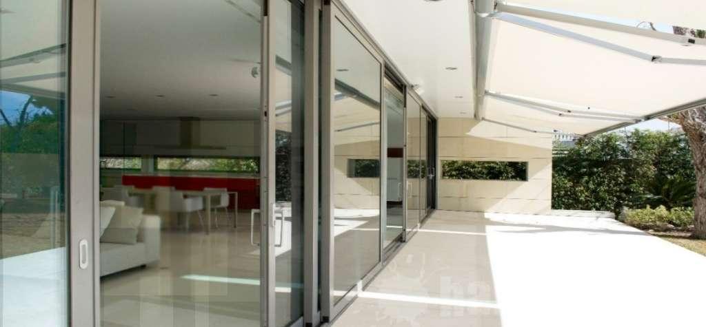 Precio corte de cristal templado a medida en alicante for Cerramiento vidrio