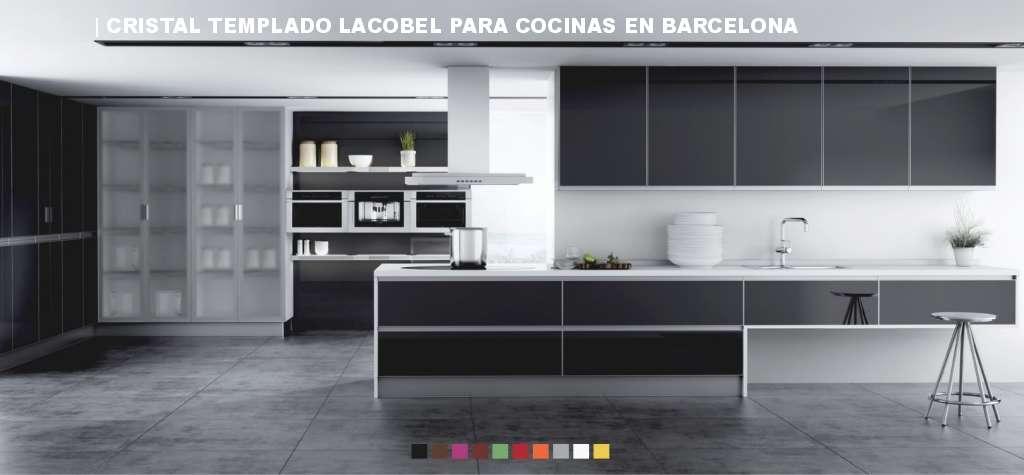 precios vidrios templados lacobel cocinas precio cristal templado lacobel Barcelona