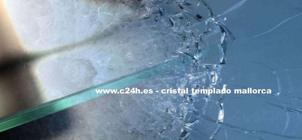 precios vidrios templados precio cristal templado Mallorca