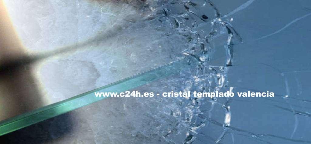 precios vidrios templados precio cristal templado Valencia