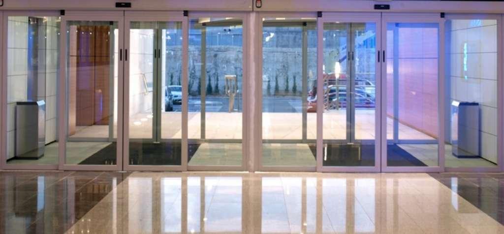 Puertas Automaticas De Cristal