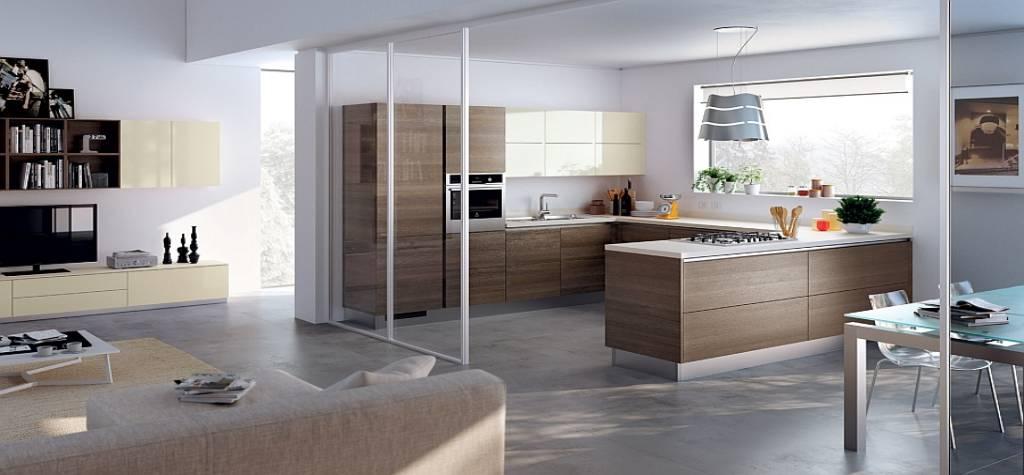 puertas correderas de cristal para cocinas a medida
