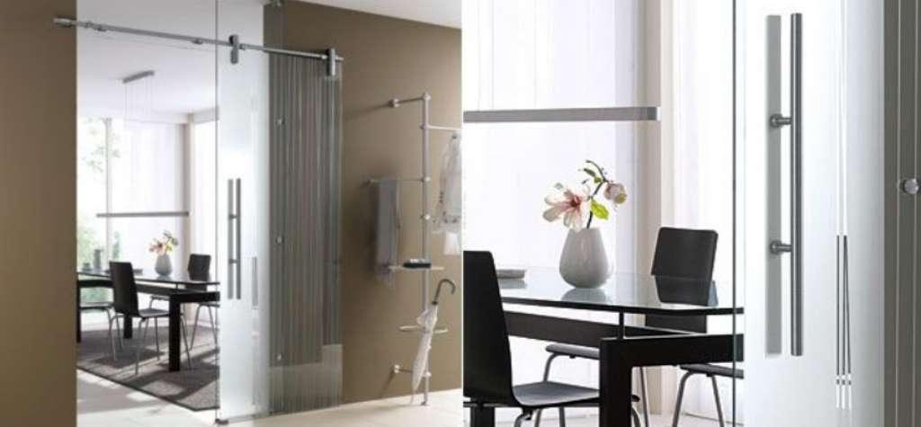 Puertas correderas de cristal precio cristal para puerta for Puertas para oficinas precios