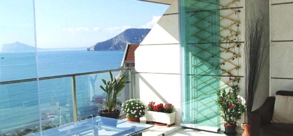 Cristales para balcones precio cristales para balcones for Cortinas espana
