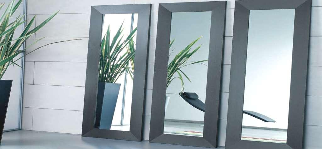 Espejos a medida sin marco baratos for Pared de espejo precio