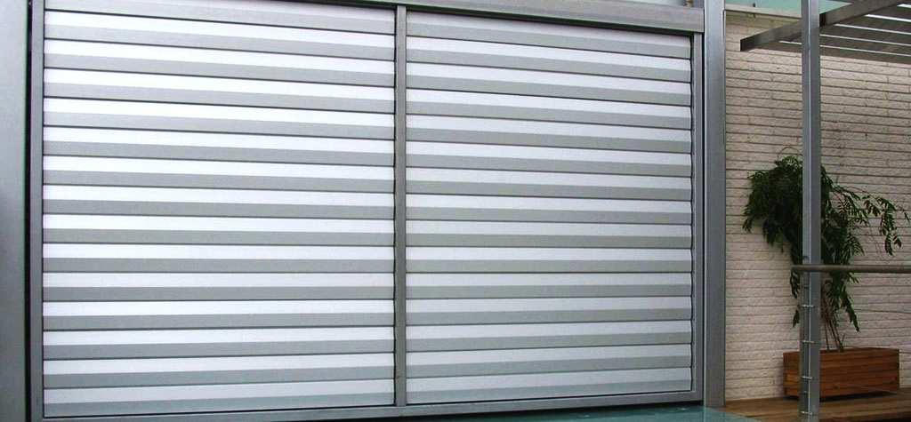 Persiana de aluminio a medida al mejor precio for Cortinas espana