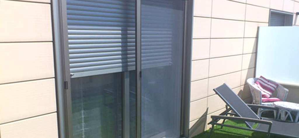 Persianas y mosquiteras de aluminio en España