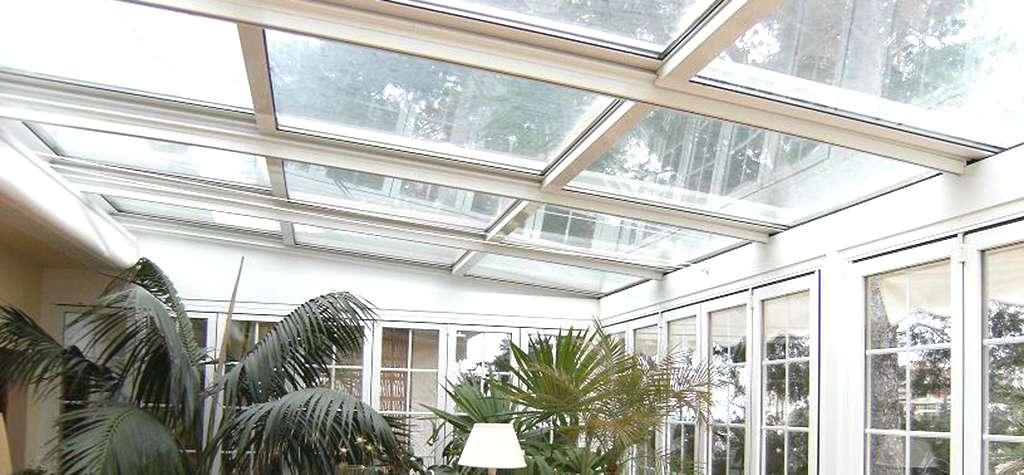 techos moviles y fijos de aluminio y cristal en espaa