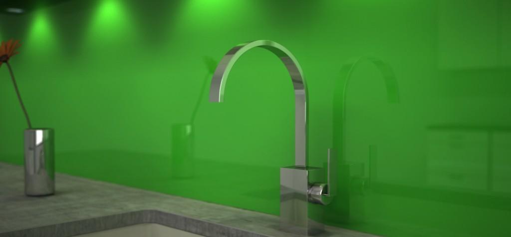 vidrio color verde precio cristales de colores lacobel verde brillante ral 1164