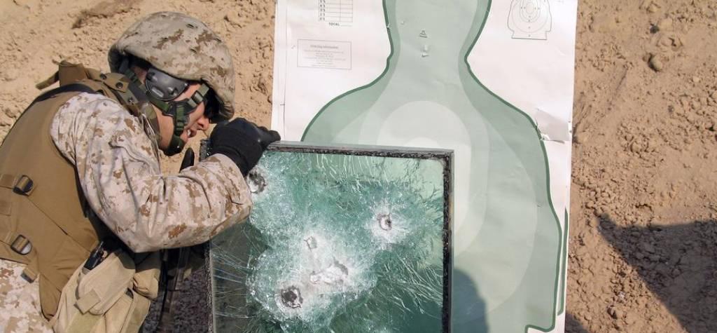 cristales blindados a medida vidrio balistico de uso militar en España